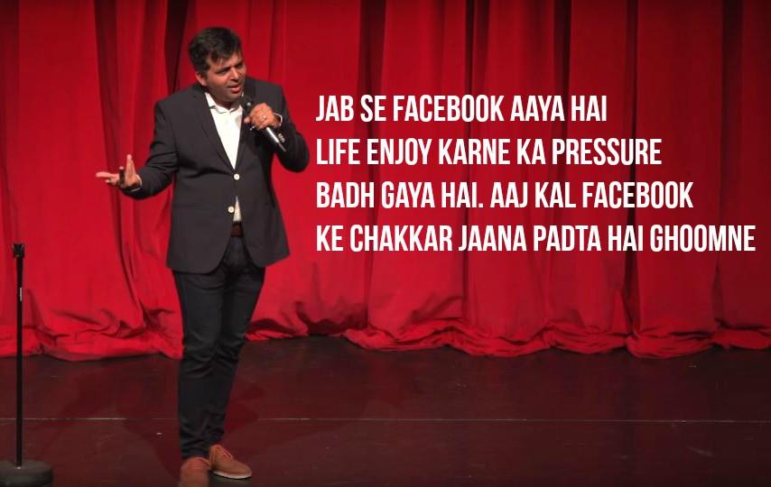 top 10 best comedians in india amitandon