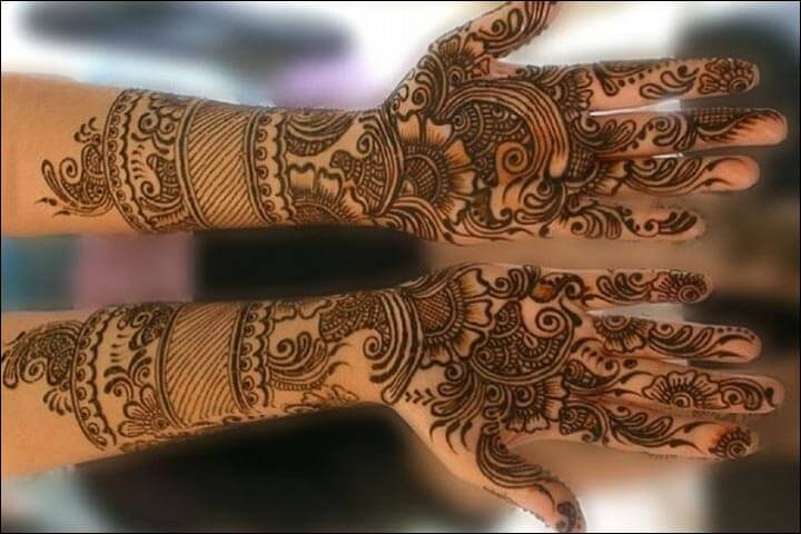 doodling simple mehendi designs