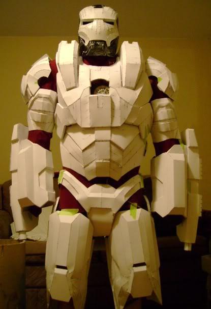 cosplay on a budget foam armor