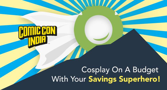 cosplay on a budget