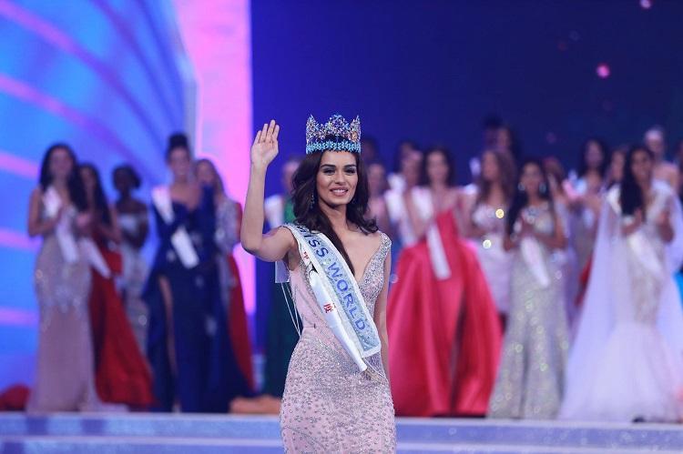 manushi chhillar miss world crown