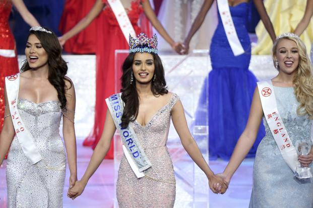 manushi chhillar miss world winner