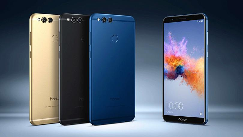 smartphones christmas must haves honor7x