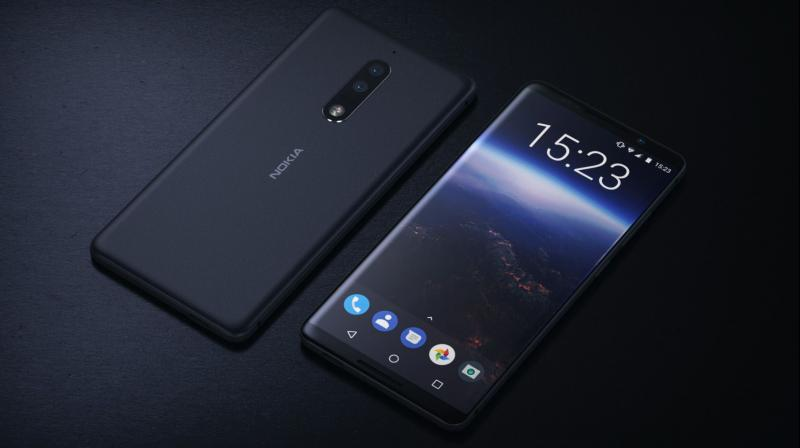 smartphones christmas must haves nokia 8