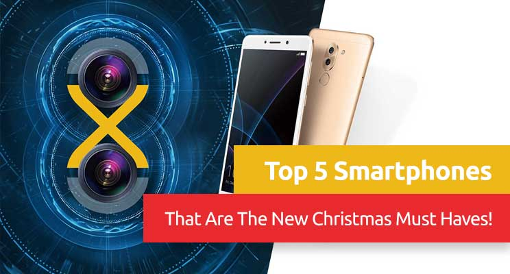 smartphones christmas must haves