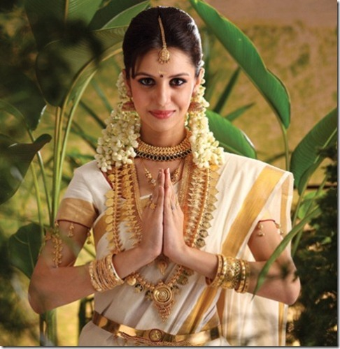 Wedding Hairstyle For Kerala Bride: Modern & Traditional Indian Bridal Makeup For Every Bride