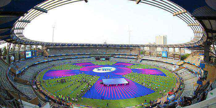 wankhede best cricket stadium in India