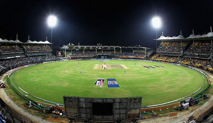 best cricket stadium in india chidambaram stadium