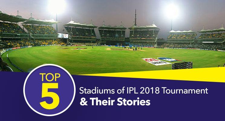 best cricket stadium in india