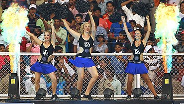 ipl 2018 tickets cheerleaders