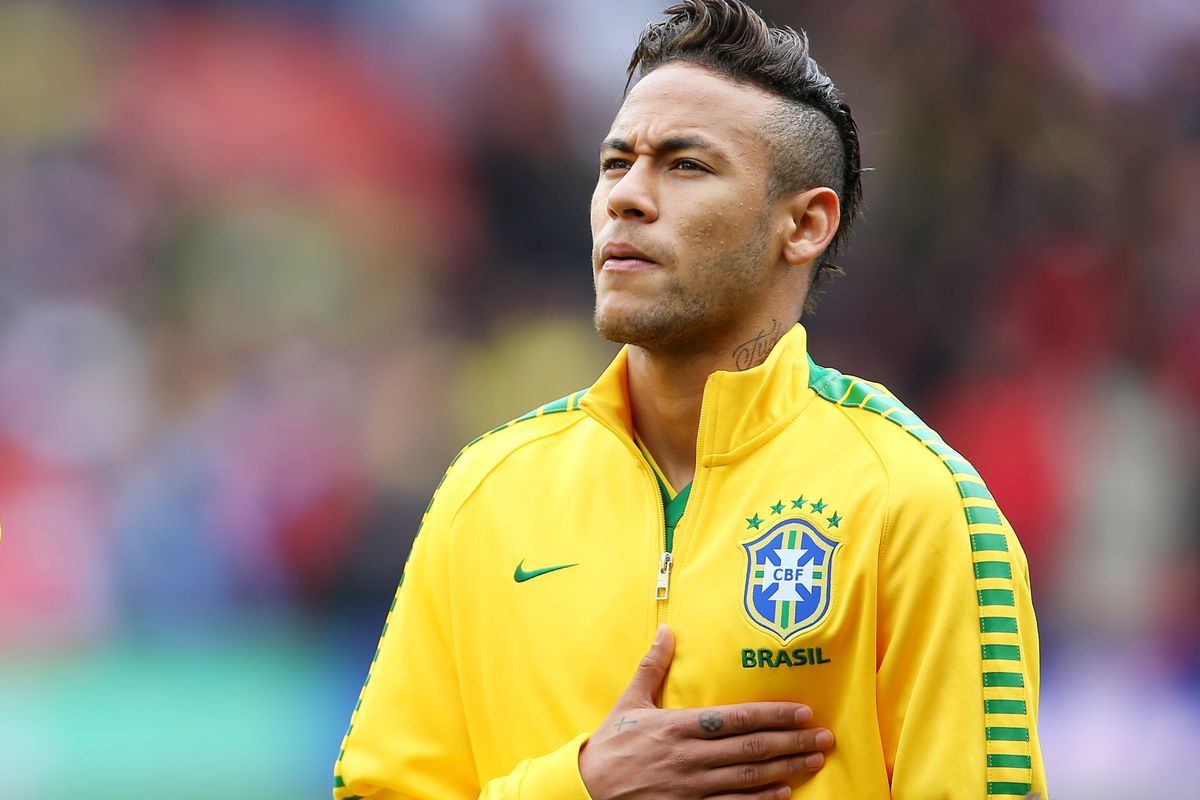 fifa world cup 2018 players Neymar