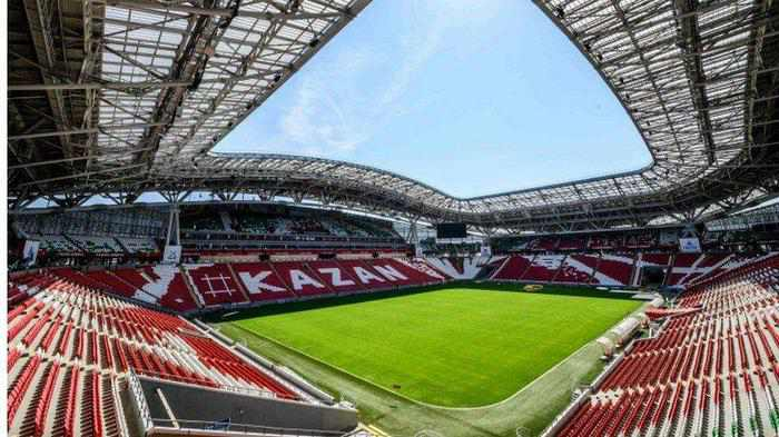 fifa world cup 2018 stadiums kazan arena