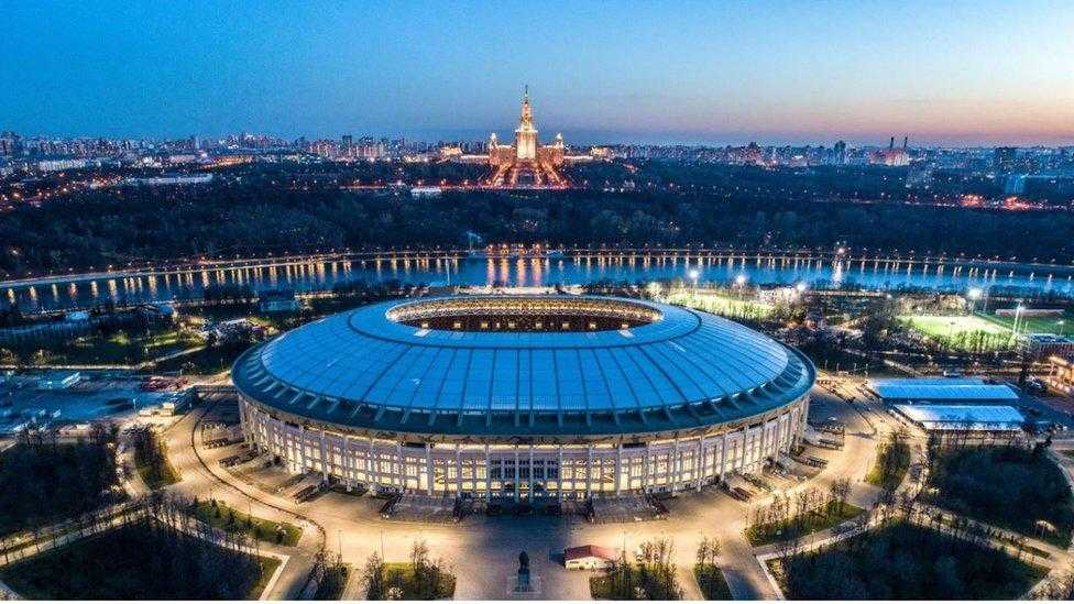 fifa world cup 2018 stadiums luzhniki stadium