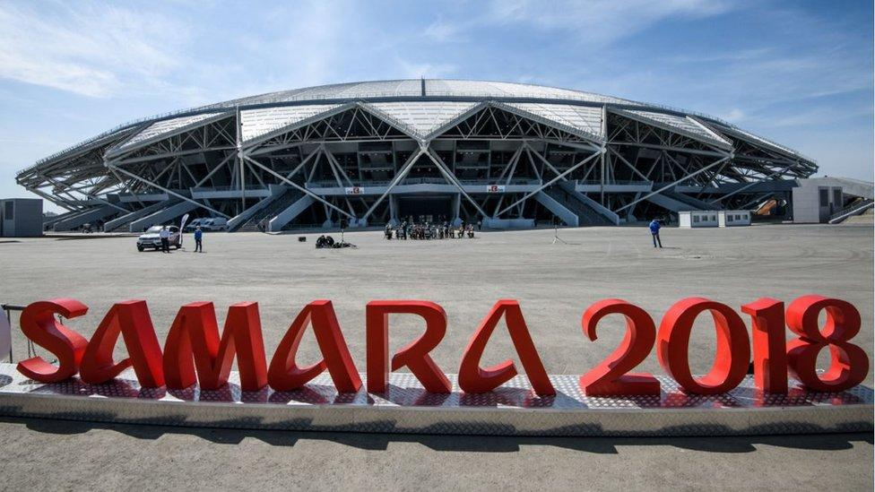 fifa world cup 2018 stadiums samara arena