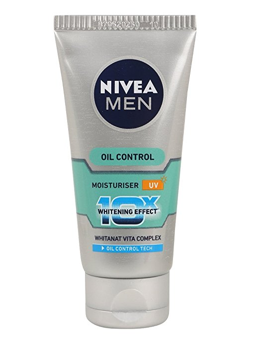 nivea men oil control moisturizer