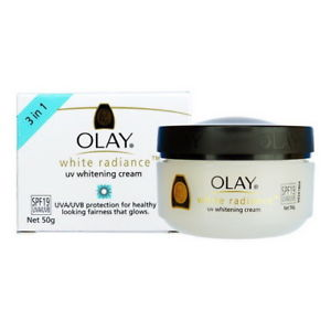 olay white radiance uv whitening day cream