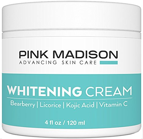 pink madison whitening cream
