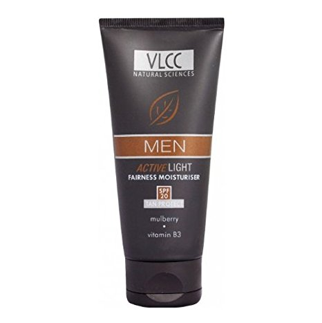 vlcc men active light fairness moisturizer