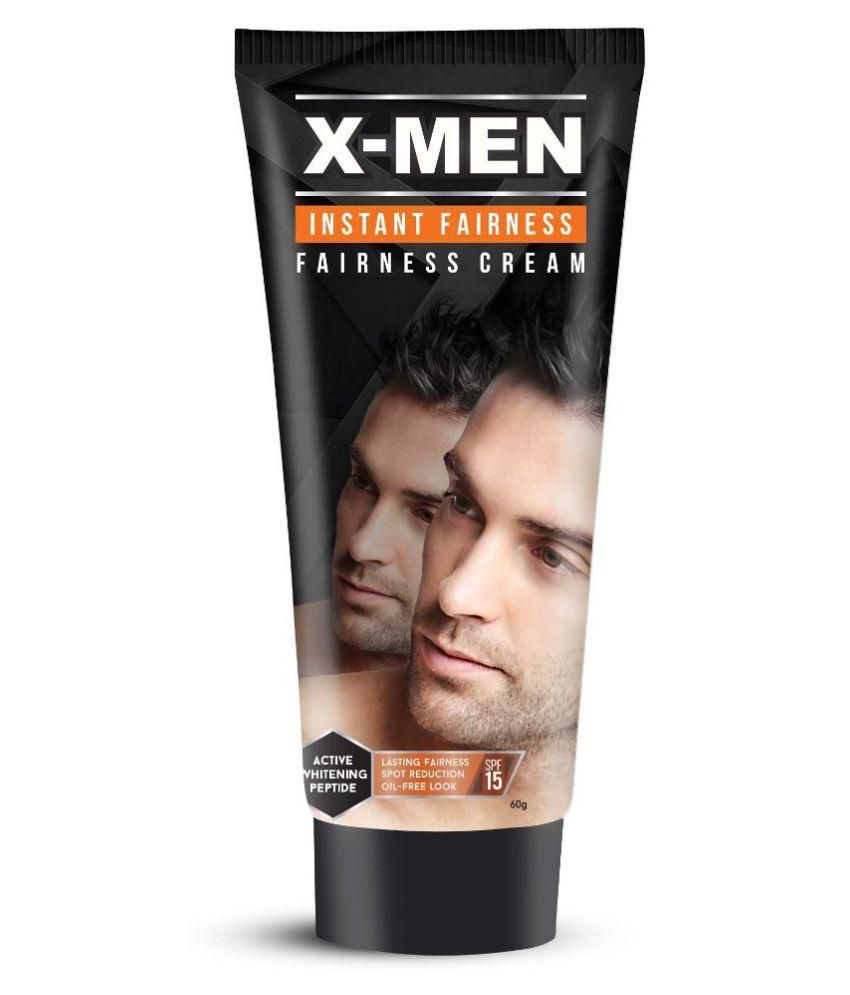 xmen fairness cream