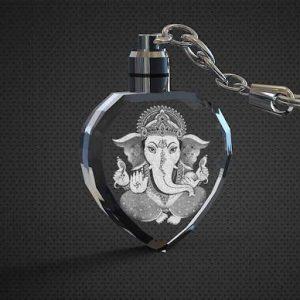 Lord Ganesh Key Chain