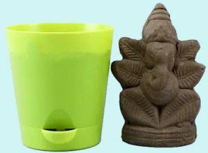 Plantable Eco-friendly Ganesh