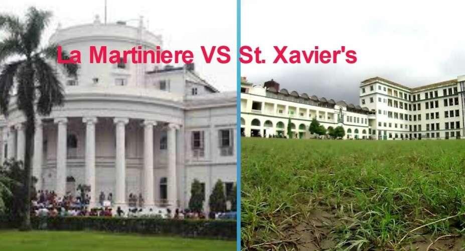 St. Xaviers, La Martinere