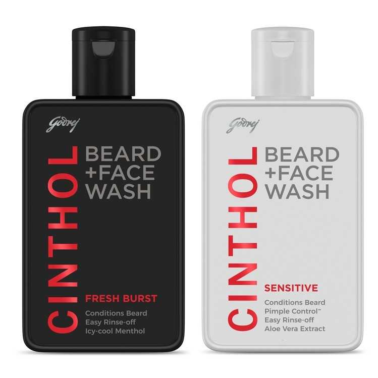 beard facewash