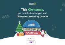 GrabOn Christmas Carnival