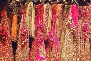 Bridal Lehenga Old Delhi