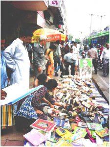 Old Delhi Book Market