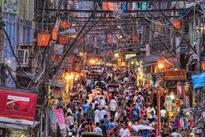 Sadar Bazar Delhi Wholesale Market