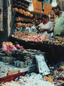 Delhi wholesale market