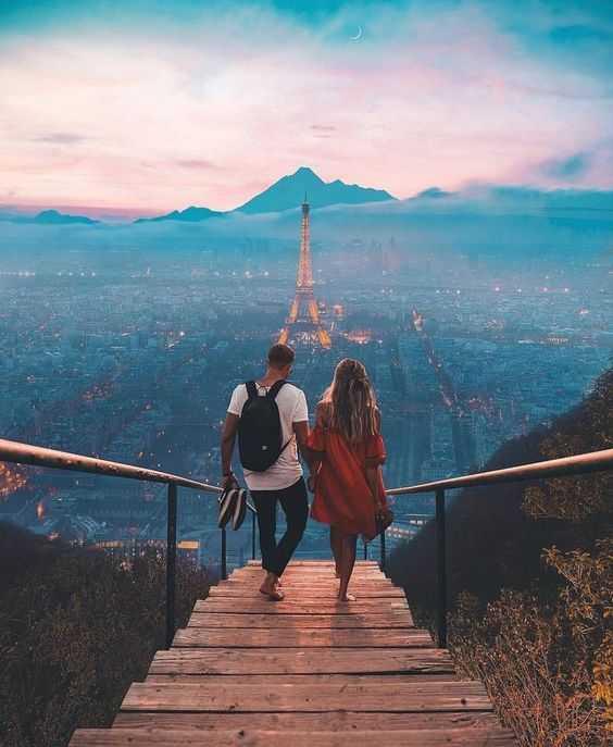 gift a honeymoon