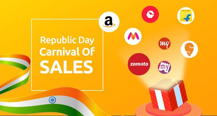 republic day offers and sales