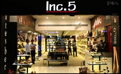 Inc.5 shoes
