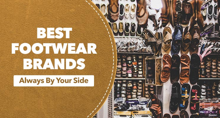 Top Footwear Brands in India