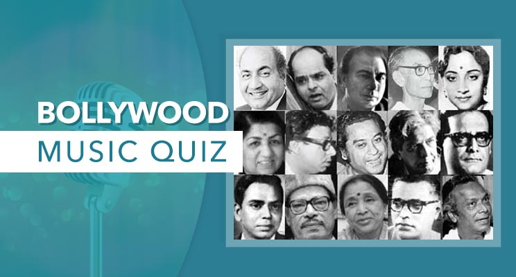 Bollywood Music Quiz
