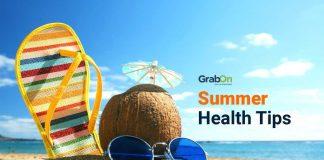 summer health benefits