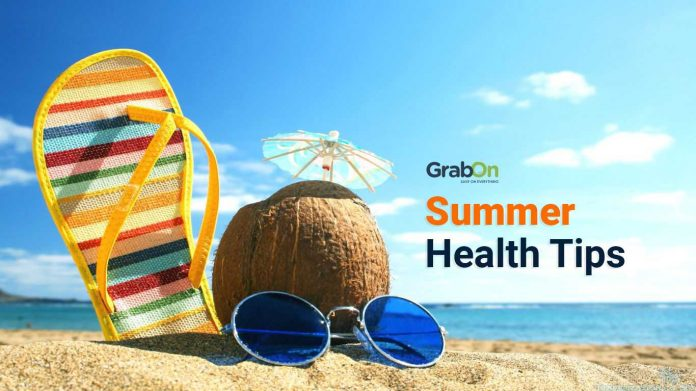 summer health benefits