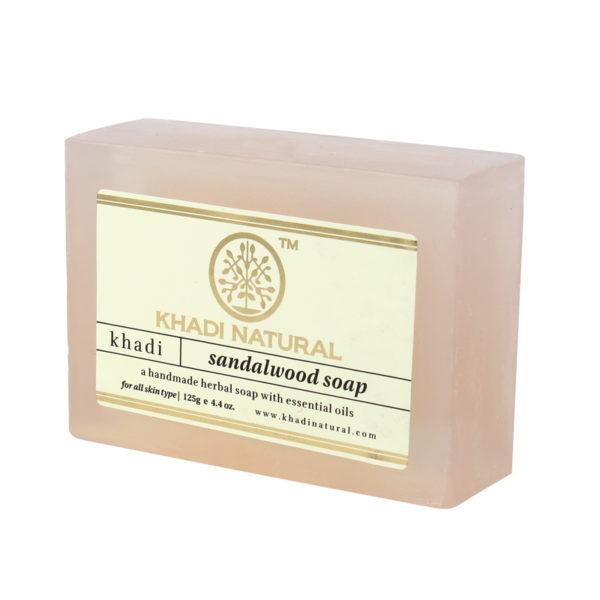 Khadi Natural Sandalwood Soap
