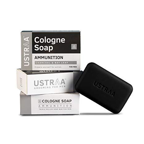 Usraa cologne soap
