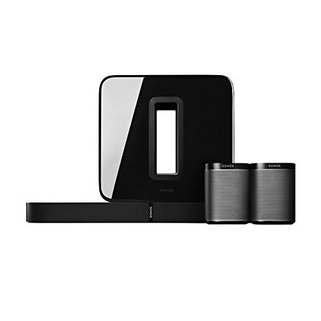 sonos amazon speakers