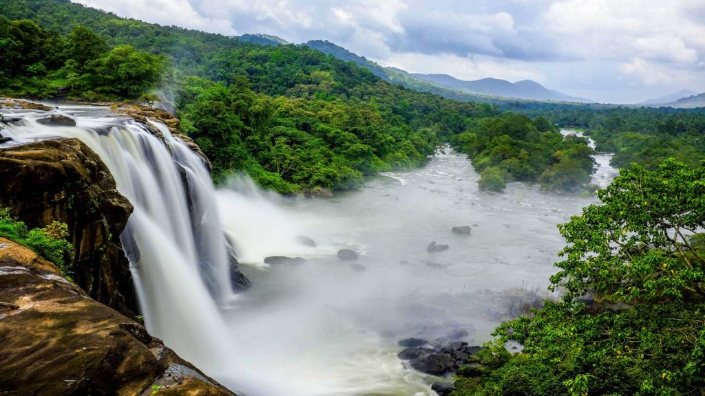 Best places to visit in south India in Monsoons