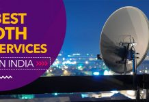 best DTH services in India