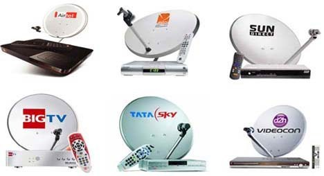 dth in India