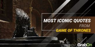 Game of Thrones Best Quotes
