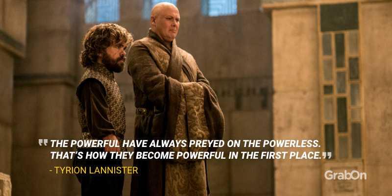 Tyrion Varys Targaryen