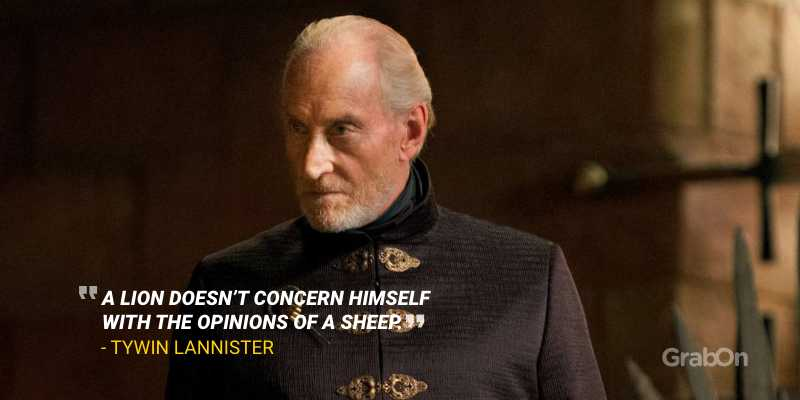 Lannister Quotes