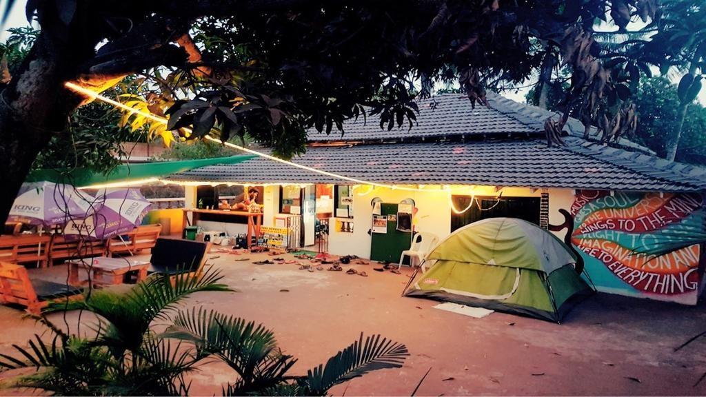 Happy Panda Hostel Goa