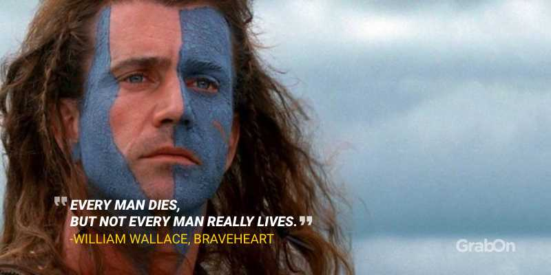 Braveheart Wallace Quote